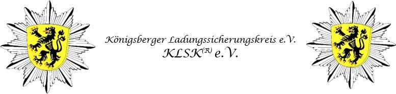 Königsberger Ladungssicherungskreis e.V.